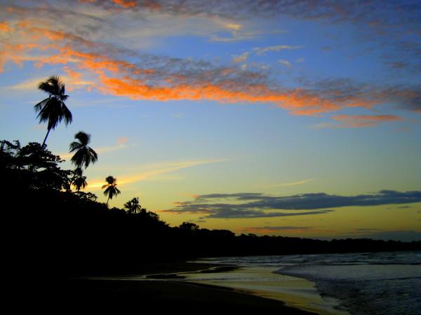 Top ten things to do in Costa Rica - the Beach - Playa Manzanillo on the Caribbean coast