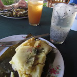 Enjoying some typical cuisine is one of our favorite things to do in Costa Rica