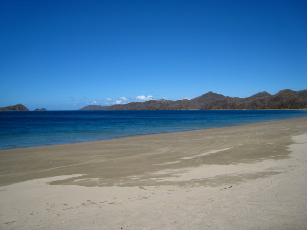 Playa Bahia Junquillal Wildlife Refuge