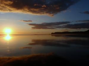 Playa San Miguel Sunset, Costa Rica