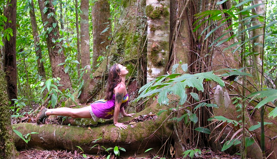 Samasati is the largest and most luxurious yoga retreat on the Caribbean