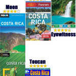 Top Ten Costa Rica Guidebooks