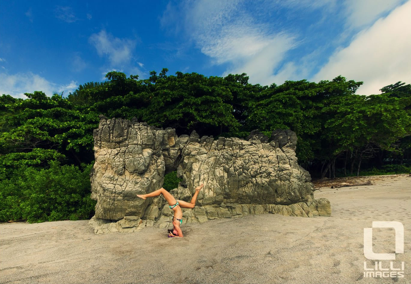 Perhaps the best yoga studio of all is Costa Rica itself