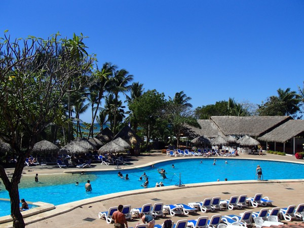 Barcelo Langosta Resort - While most of Costa Rica's all inclusive resorts are fairly isolated, the Barcelo Langosta Resort is conveniently located in the beach side village of Tamarindo.