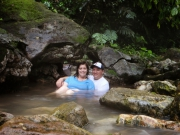 Rio Celeste Hot Springs