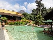 Tabacon Hot Springs Pool
