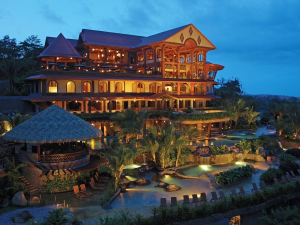 Hot Springs at The Springs Resort