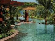 Swim Up Bar at The Springs Resort