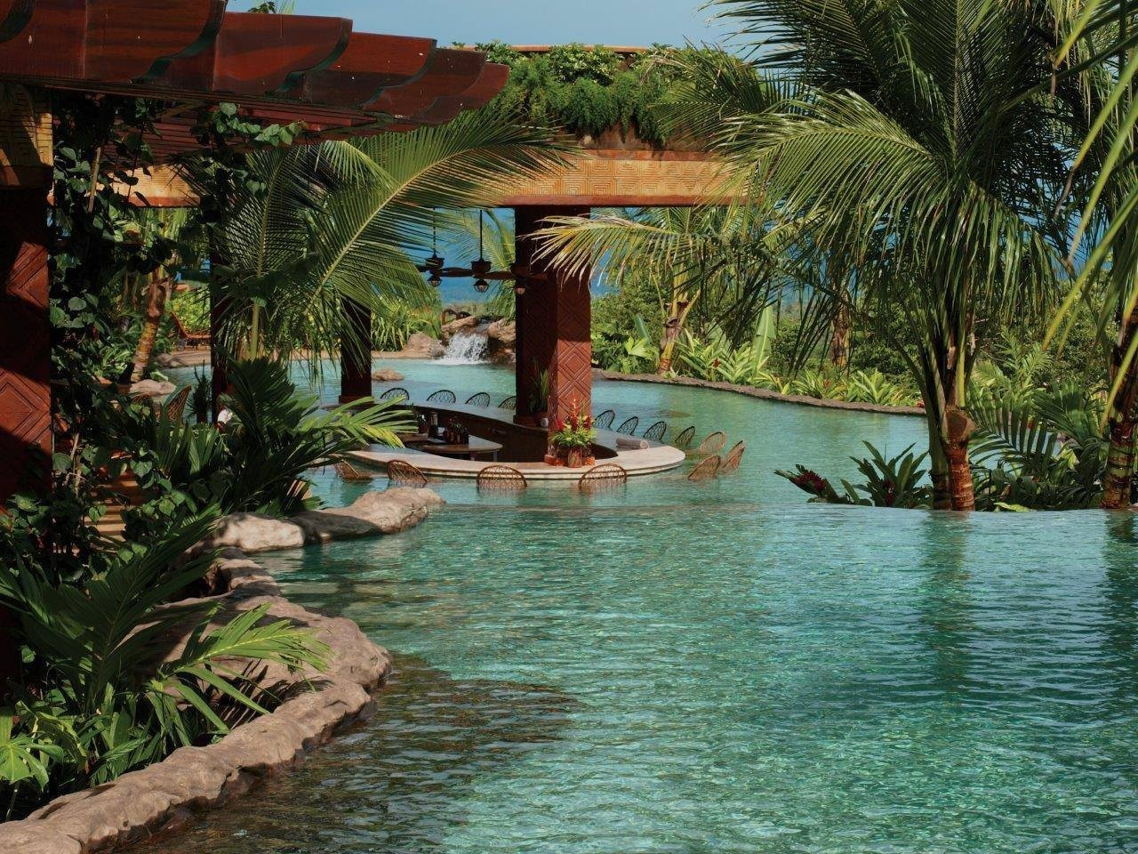 Best hot springs in costa rica secret locations more for Pool design costa rica
